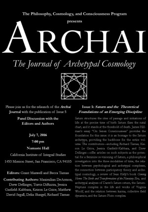 Archai Journal Issue 5